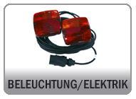 Beleuchtungs- und Elektrikteile